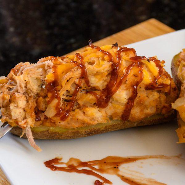 receta Patatas rayados